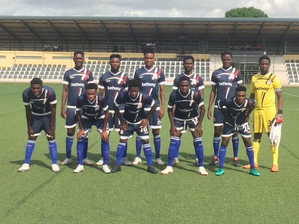 2020/21 Ghana Premier League: Week 19 Match Report- Liberty Professionals 4-0 Elmina Sharks