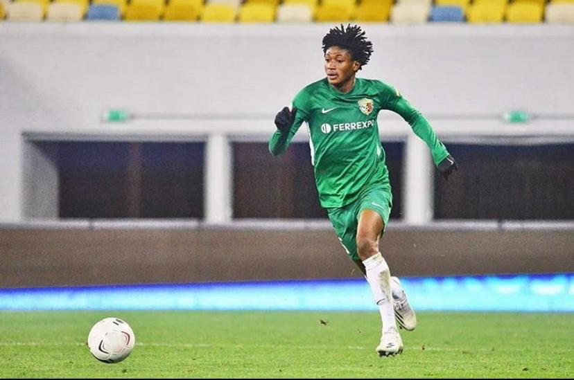 Europa Conference League will be a good experience for Vorskla – Najeeb Yakubu