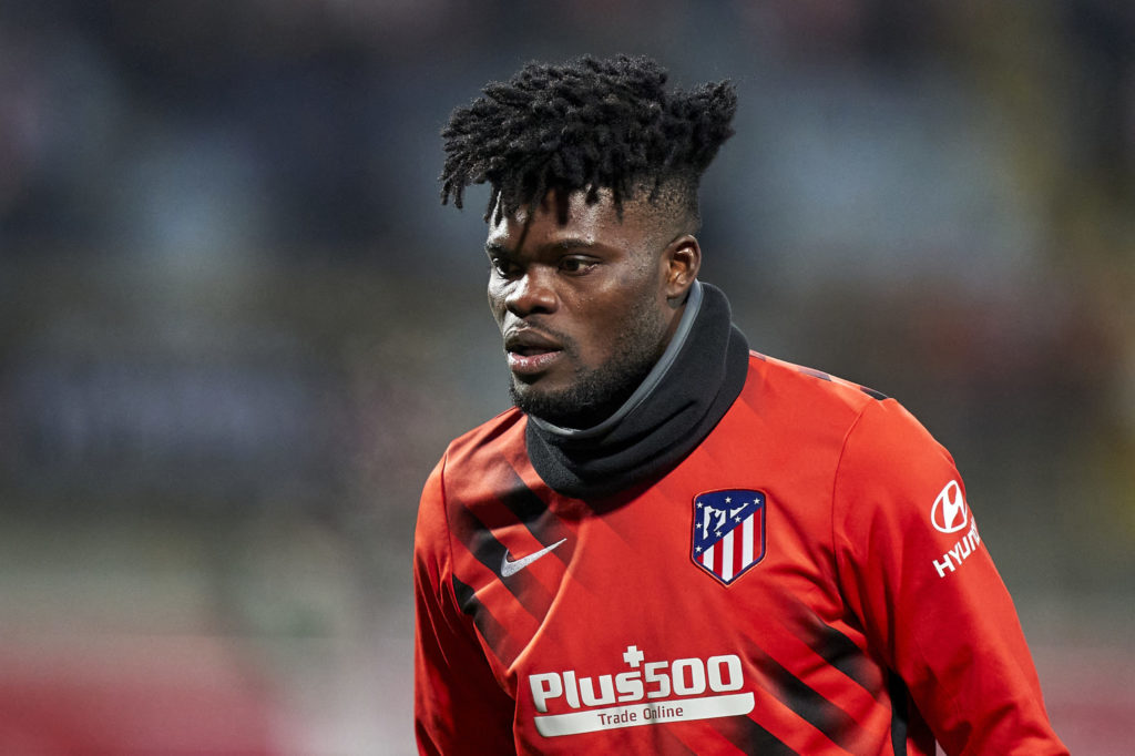 Ghana star Thomas Partey is joint-highest earner at Arsenal