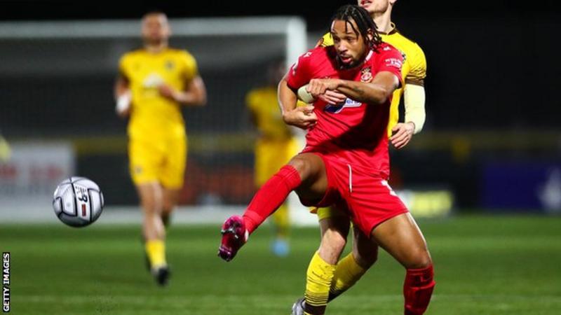 Ghanaian forward Kwame Thomas ruled out of the season at Wrexham