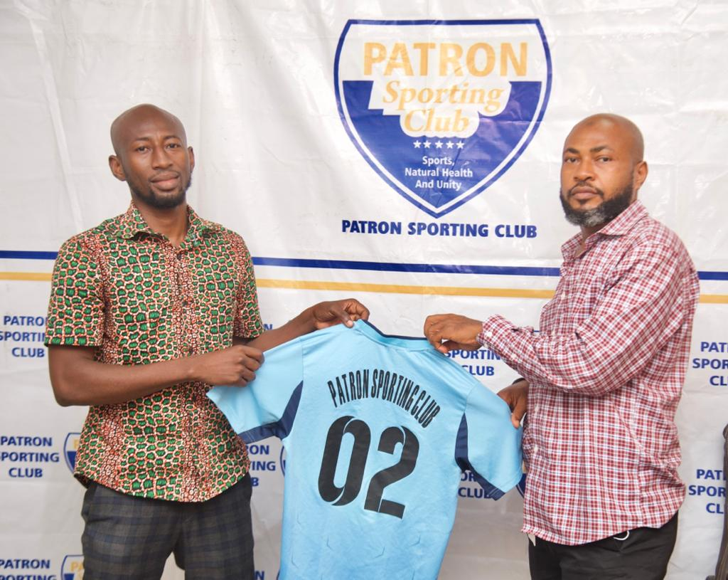Patron Sporting Club signs partnership agreement with Blue Sports management