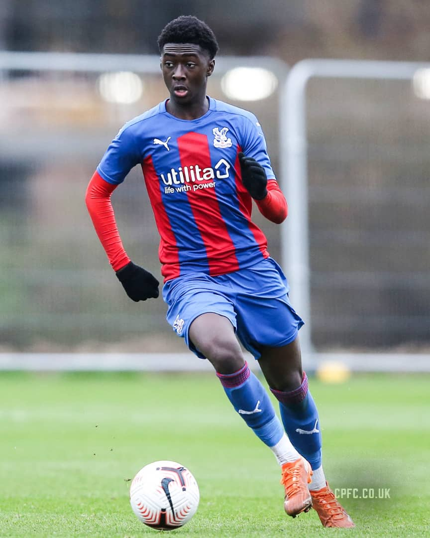 Ghanaian talented kid Jesurun Rak-Sakyi makes Crystal Palace first-team squad in defeat against Chelsea