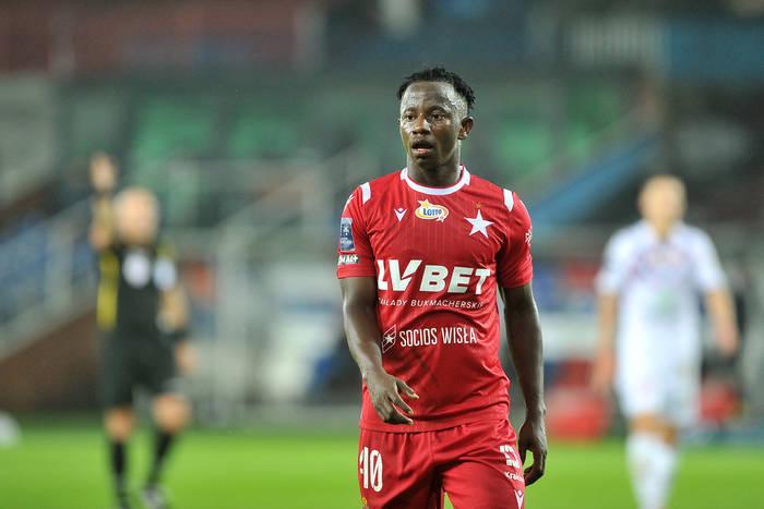 Ghana midfielder Yaw Yeboah picks injury in Wisla win over Zaglebie