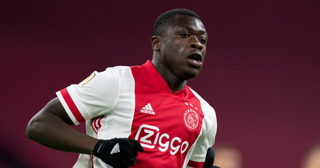 Ajax forward Brian Brobbey at risk of missing Thursday's Europa League clash against AS Roma