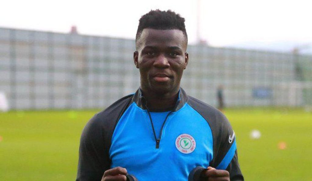 Godfred Donsah returns to training with Rizespor after two-months injury