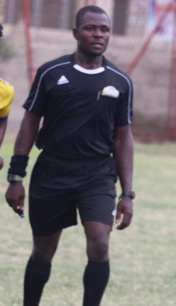 Video: Referee Ganiu EXPOSED in brazen act of ROBBERY against Accra Lions