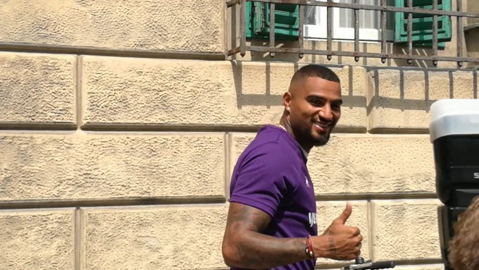 Boateng betting on new career path, starts as television analyst for Euro 2020 today