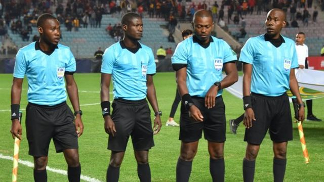 FEATURE! Officiating in CAF competitions, continuous headache