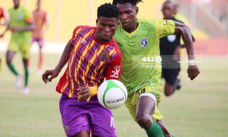 2020/21 Ghana Premier League: Week 24 Match Preview - Bechem United vs. Hearts of Oak