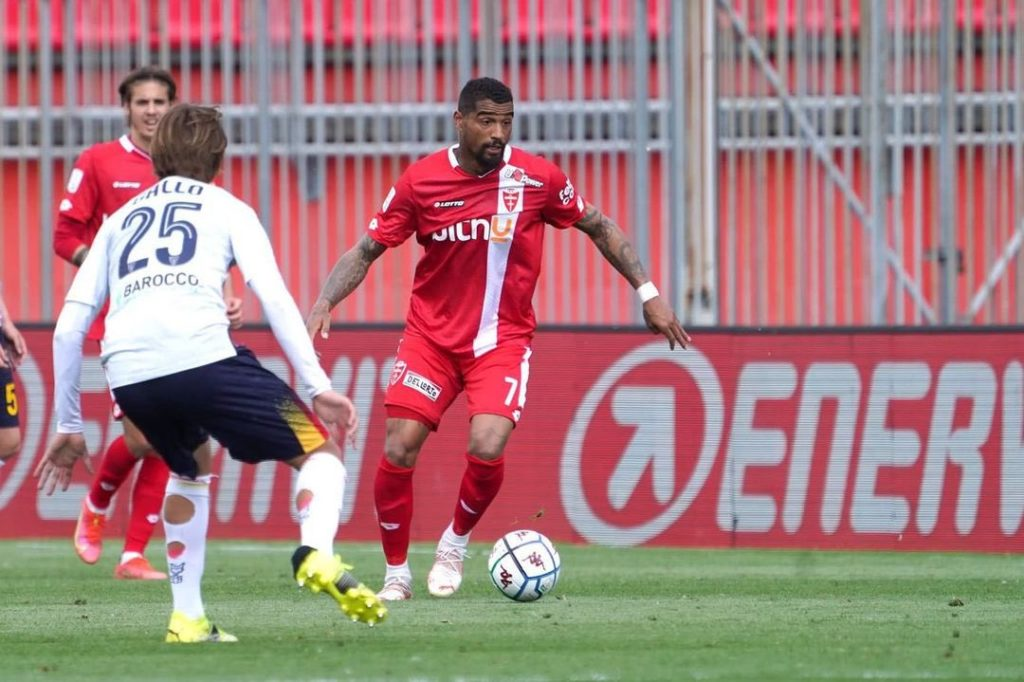 KP Boateng eager for a strong finish at promotion chasing AC Monza