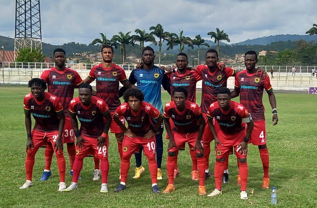 2020/21 Ghana Premier League: Week 23 Match Report - Asante Kotoko 3-1 Dreams FC