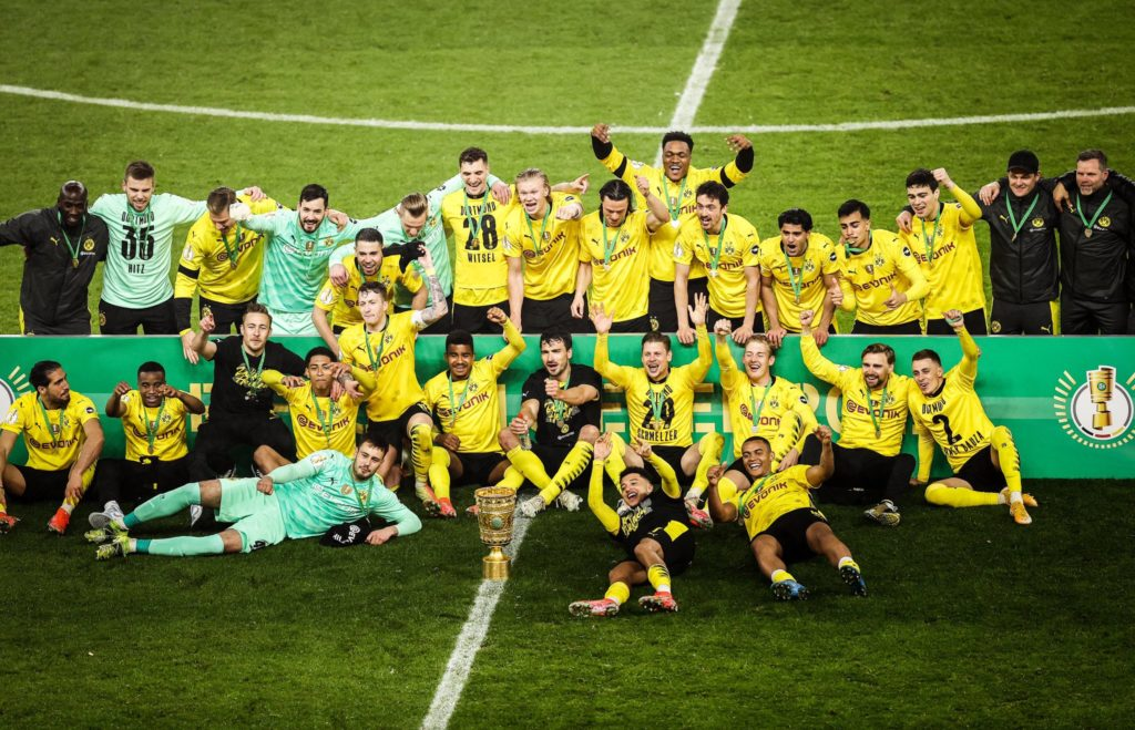 Ghanaian manager Otto Addo wins first trophy as coach at Borussia Dortmund
