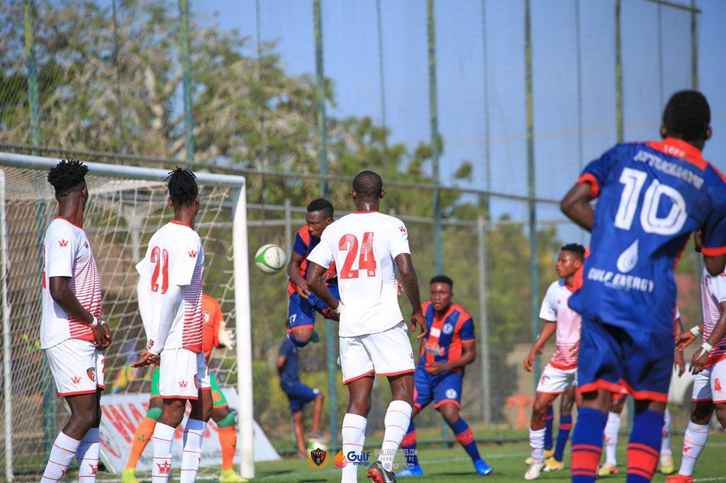 2020/21 Ghana Premier League: Week 25 Maych Report- WAFA 1-0 Legon Cities