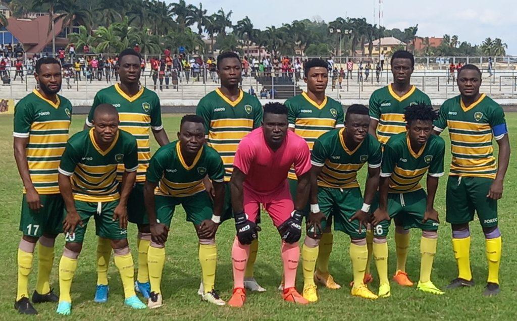 2020/21 Ghana Premier League: Week 25 Match Preview - Ebusua Dwarfs vs. Dreams FC