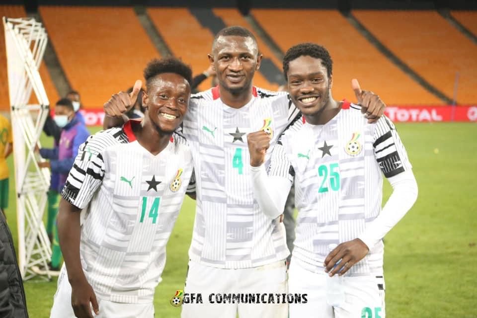 """My bond to Ghana has never vanished or diminished""- Spezia forward Emmanuel Gyasi"