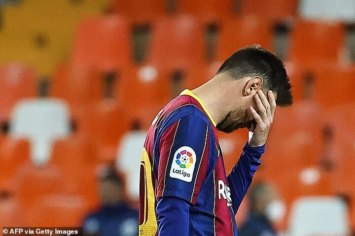 LaLiga investigate claims Messi broke Covid protocols by hosting team  barbecue - Ghana Latest Football News, Live Scores, Results - GHANAsoccernet