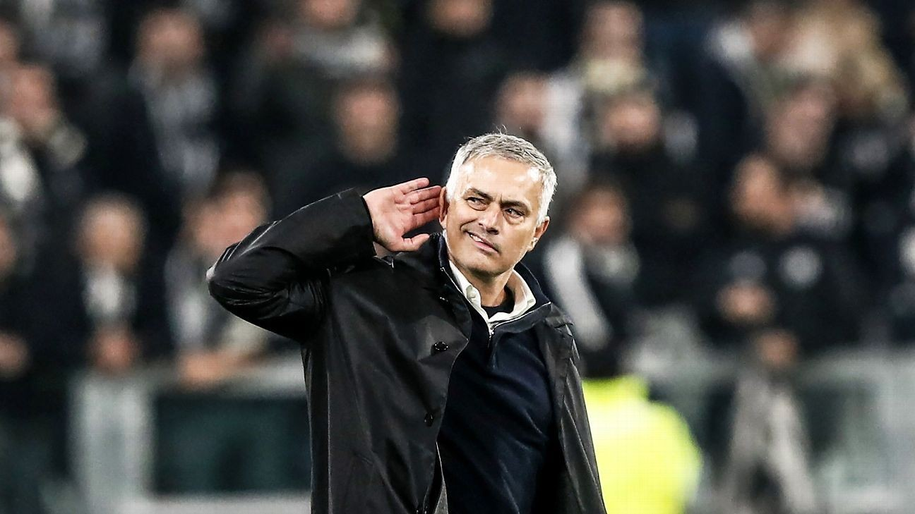 Mourinho named Roma boss from next season - Ghana Latest Football News,  Live Scores, Results - GHANAsoccernet