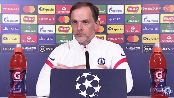 Tuchel insists Chelsea will try to beat Real Madrid in UCL semi-final second leg