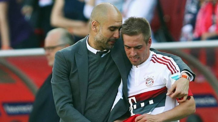 """Lahm: """"Creativity is the most importante thing for Guardiola"""""""