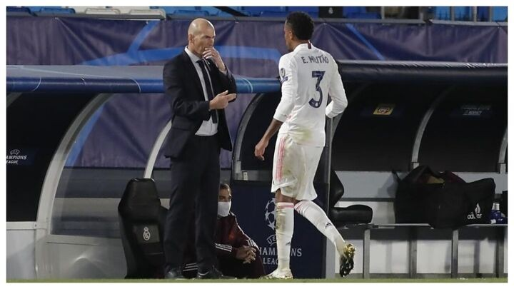 Zidane: The Minister of Defence