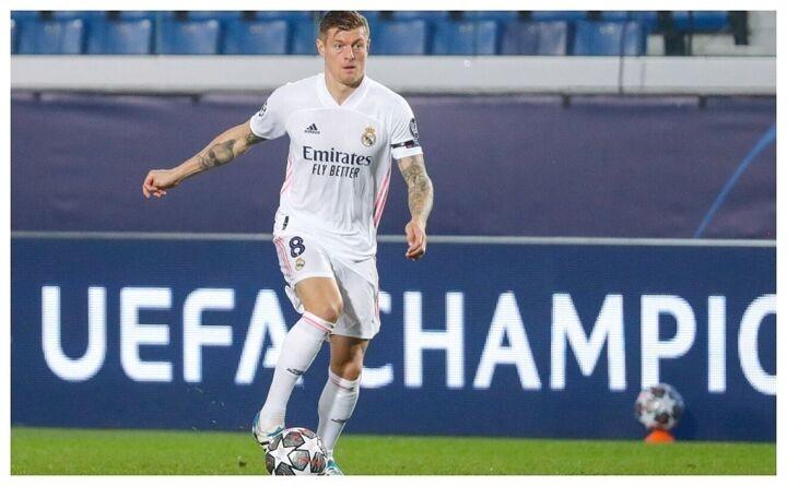 Kroos: I think Zidane will be Real Madrid coach next season