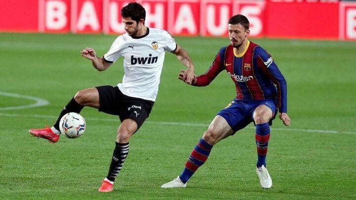Barcelona's 'kind' run-in
