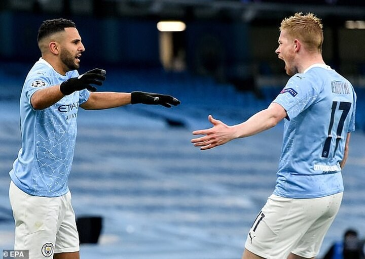 City's complete performance against PSG leaves them as favourites to win the Champions League
