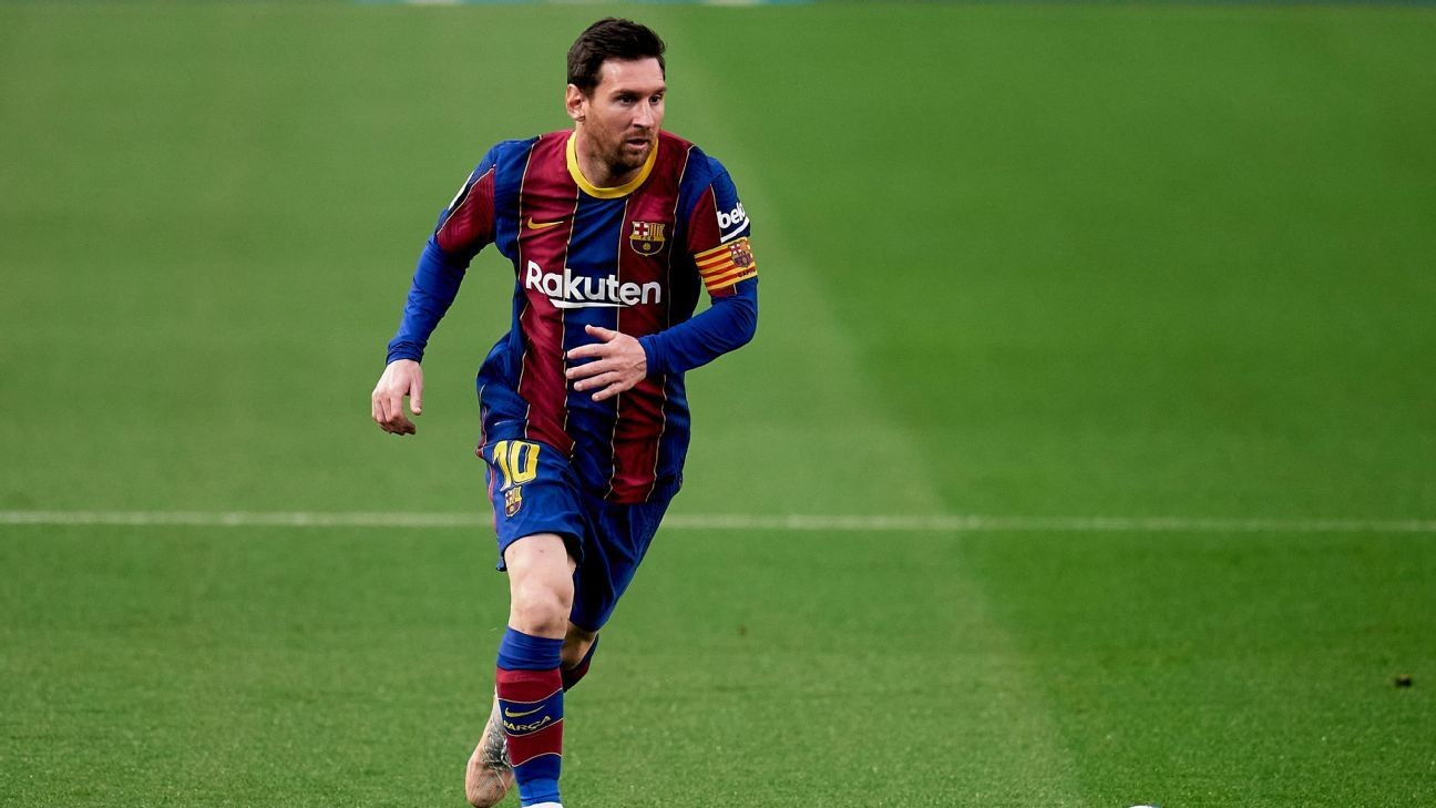 Transfer Talk: PSG believe Barca's Messi can still partner Neymar, Mbappe