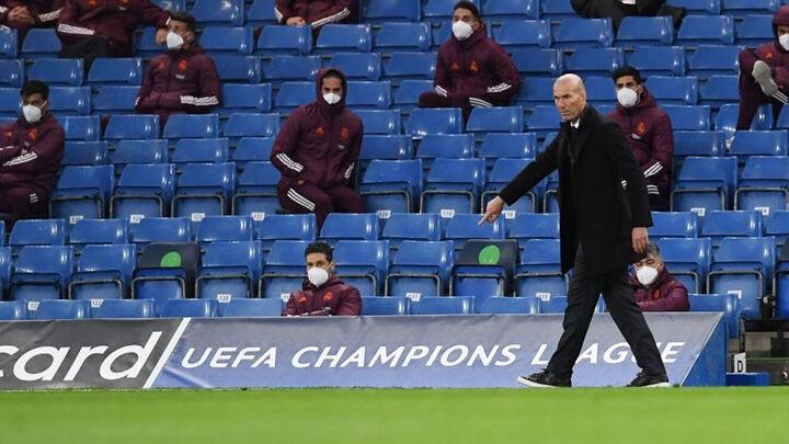 Zidane: Hazard has to play to regain his confidence