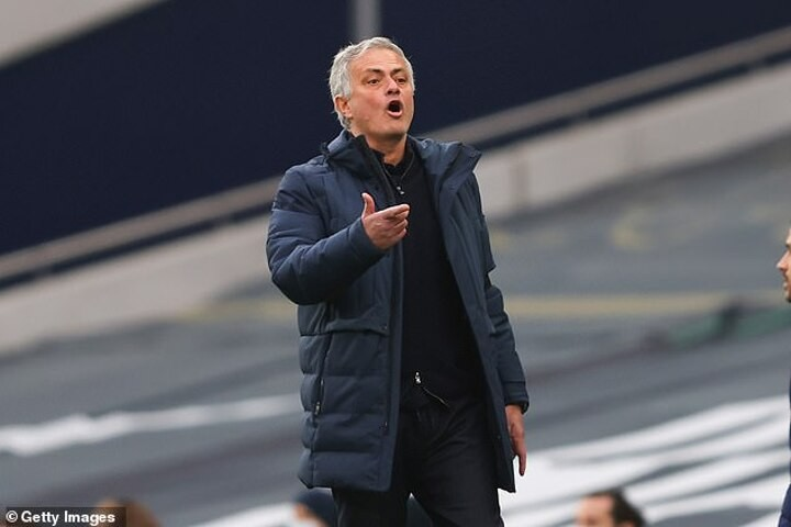 New Roma boss Jose Mourinho 'planning raid on Tottenham for Eric Dier and Pierre-Emile Hojbjerg'