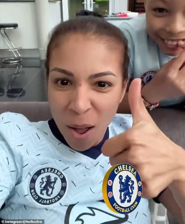 Thiago Silva's wife sings Werner's praises after publicly slating him last week