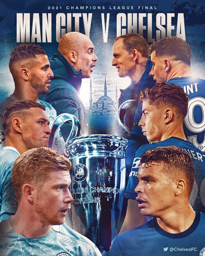 Chelsea official poster: One more step