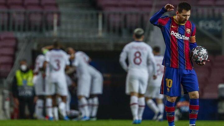 PSG plan for next season with Messi