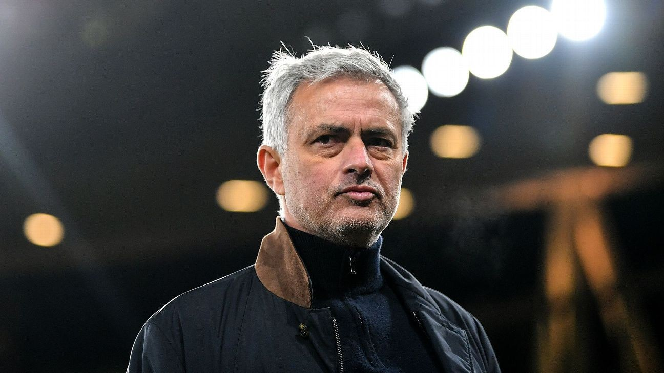 Sources: Mourinho at Roma to save Spurs $12.5m
