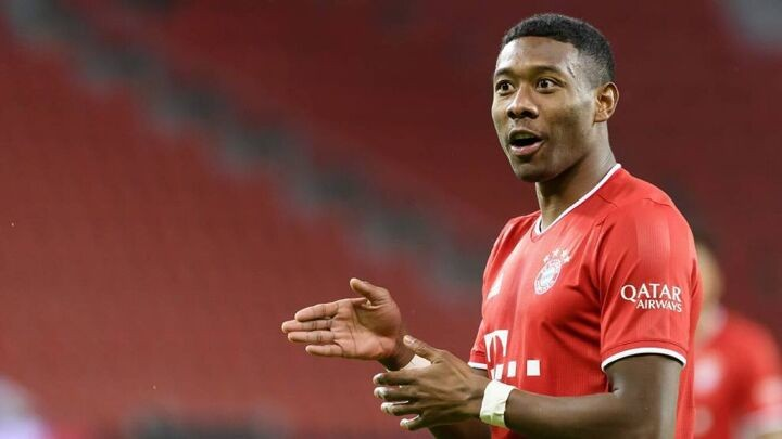Alaba: To grow, you have to leave your 'comfort zone'