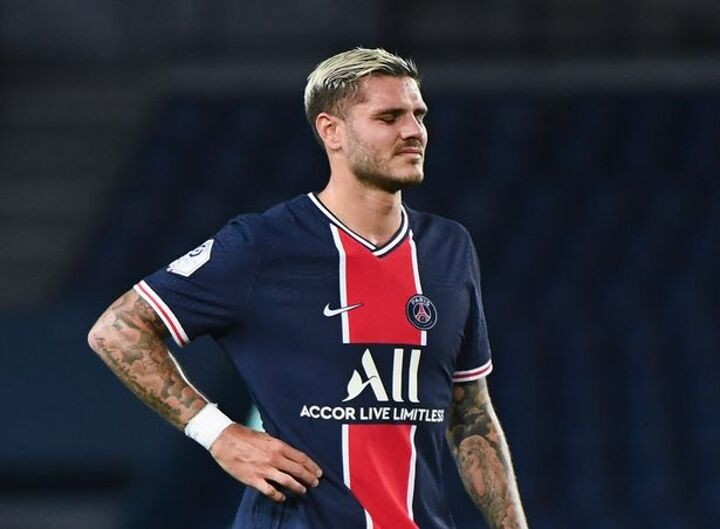 PSG 'to axe trio' including Icardi after Champions League failure