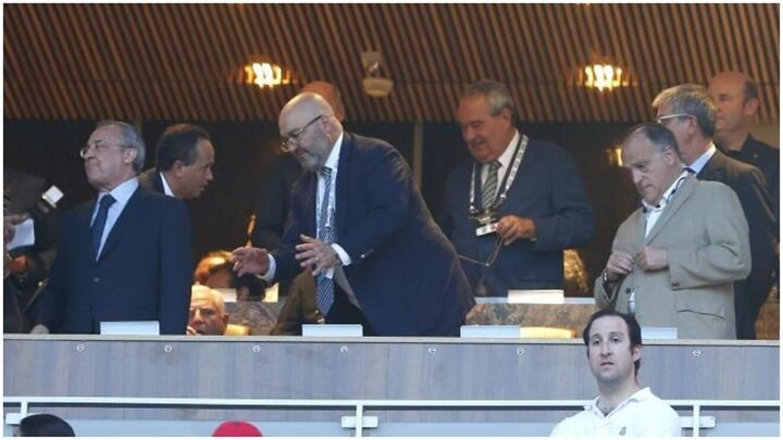 Real Madrid are also defeated in the courts regarding TV rights.