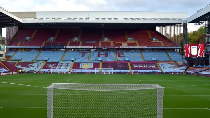 Aston Villa to offer Villa Park for Manchester City v Chelsea UCL final