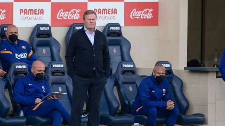Koeman: Barcelona vs Atletico will be important, but not decisive