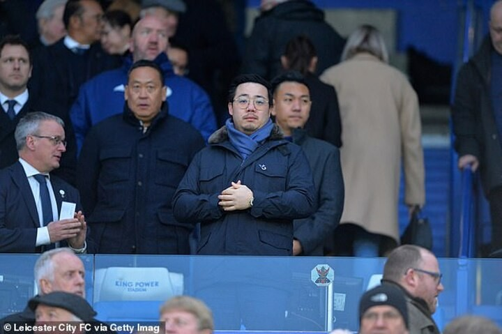 Leicester owner will attend FA Cup final with Chelsea after being cleared to fly from Thailand