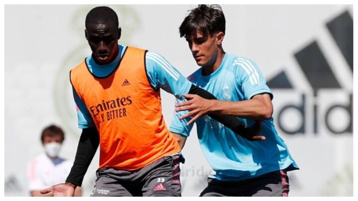 Ramos, Vinicius and Valverde miss Real Madrid's Friday training session