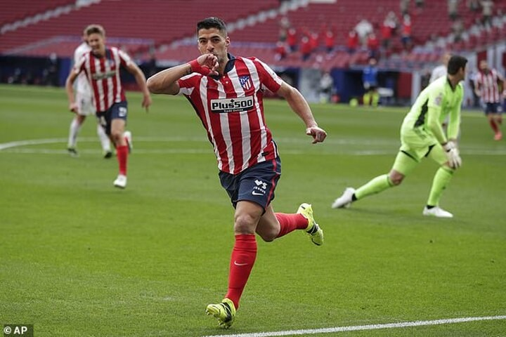 PETE JENSON: This weekend may decide the LaLiga title race