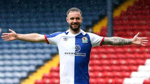 Armstrong hits hat-trick in Blackburn win
