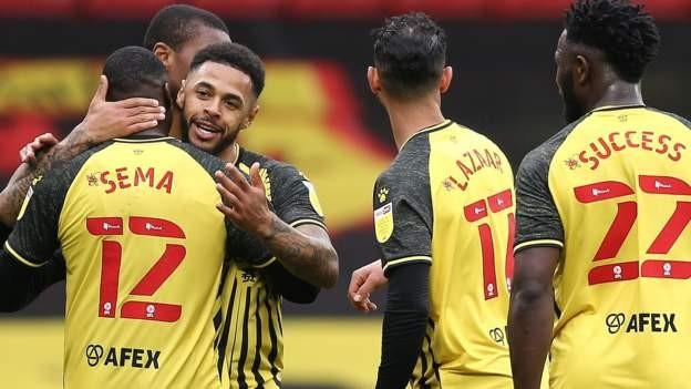 Swans face Barnsley after Watford loss