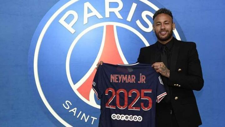 Neymar after renewing with PSG: I'm sure we can win the Champions League