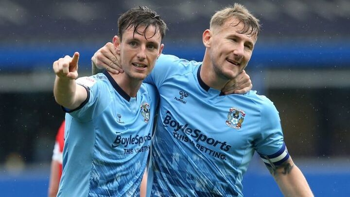 Coventry 6-1 Millwall: Sky Blues bid farewell to St Andrew's with huge win