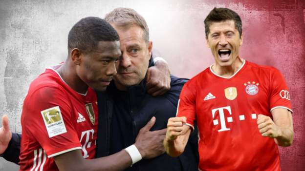 Bayern win Bundesliga after RB Leipzig lose