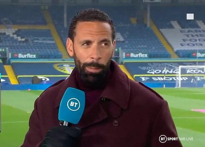 Rio Ferdinand blasts Erik Lamela on BT Sport for trying a rabona in Tottenham defeat to Leeds