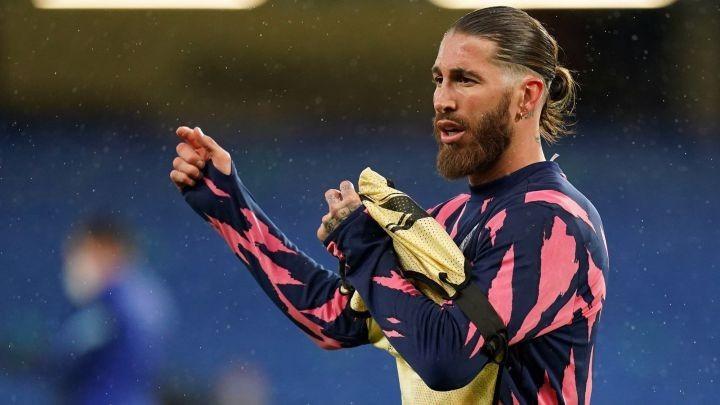 Sergio Ramos applauds Neymar's new contract with PSG