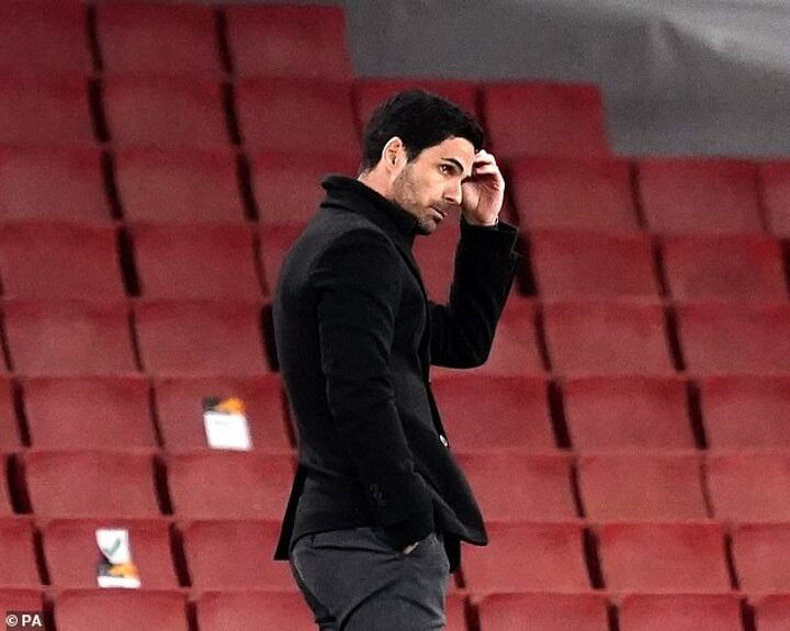 How Arsenal have hit 'rock bottom' under Mikel Arteta amid the backdrop of chaos off the pitch